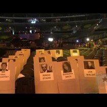 56th Grammy's Seating Chart [Video]