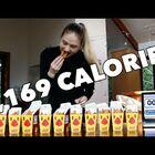 Girl Eats 100 Chicken Fries