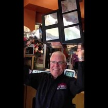 Gary Hoists The Calder Cup! -Video