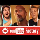 Youtube will never be the same because of THE ROCK!!