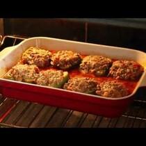 Weekend Recipe: Stuffed Peppers!
