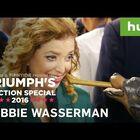 Watch Debbie Wasserman Schultz Battle Triumph the Wonder Dog