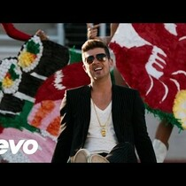 NEW: Robin Thicke Releases Music Video for