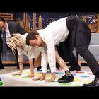 Jell-O Shot Twister with Kristen Stewart