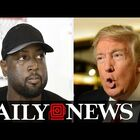 Trump Trying To Boost Black Vote Using D Wade's Family Tragic Death