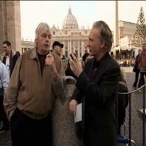 Bill Maher Talks to David Icke about Secret Lizard People