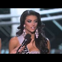 Miss Utah does women no favors with this comment