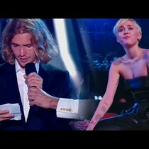 Miley Cyrus' Powerful Acceptance Speech