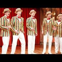 Justin Timberlake Does Awesome Barbershop Quartet Version Of SexyBack! [VIDEO]