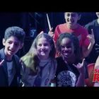 EJ: Watch As Slash From Gun's And Roses Surprises My Niece #BobbiMacKenzie And The Cast From 'School Of Rock!'