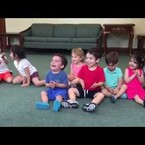 This Kid Is Infected... With Laughter (Video)