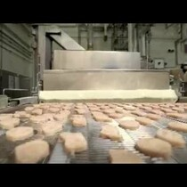 WATCH: How McNuggets are REALLY made...