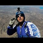 VIDEO: Skydiver Will Jump With No Parachute On Live TV