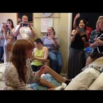 Florence Welch Impromptu Concert For A Sick Patient - Incredible