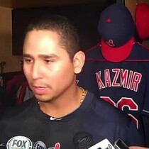 VIDEO: Carlos Carrasco following loss to KC