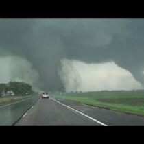 SHOCKING: TWIN tornadoes ravage Pilger, NE