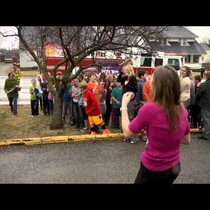 WATCH: Fire Drill Engagement