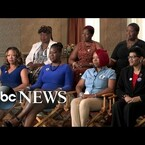 Grieving Moms speak at the DNC