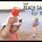 FUN KID BEACH GAME IDEAS