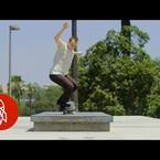 The Pro Skater Shredding for Gender Equality