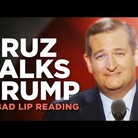 "Ted Cruz's Newsmaking RNC Speech Gets The ""Bad Lip Reading"" Treatment"