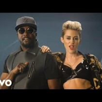 WATCH: Miley Cyrus raps in Will.I.Am's new song