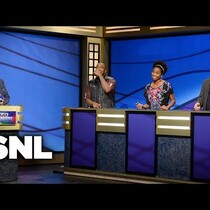 Black Jeopardy - Saturday Night Live [video]