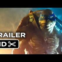 Teenage Mutant Ninja Turtles Official Trailer with MEGAN FOX!