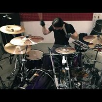 WATCH:  Will this guy be the next Slipknot drummer?