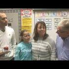 Gilbert Elementary teacher Lynette Garcia named Excellent Teacher of the Year!