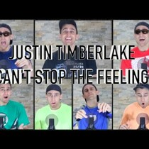 Incredible Acapella Cover of Justin Timberlake's