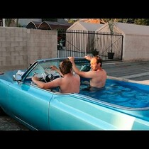 I Want One Of These!  Hot Tub Caddy