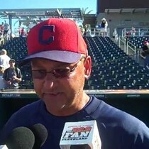 VIDEO: Terry Francona following Cactus League game