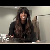 Kelly Rowland Q & A