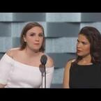Lena Dunham & America Ferrera Speak On Behalf Of Women