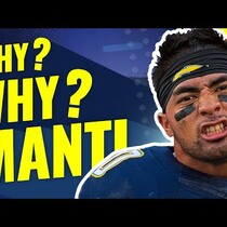 Manti SONGAFIED!