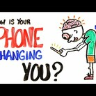 How Your Phone Is Physically Changing You [Video]