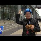 Stephen Colbert Crashed The RNC Stage (VIDEO)