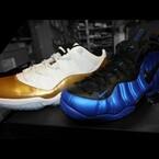 YOU AINT GOT THESE: Hyper Cobalt Foams + Closing Ceremony Jordan 11 Lows