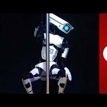 German Pole Dancing Robots (!!!)