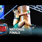 This Stunt Woman Just Annihilated 'American Ninja Warrior'