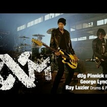 Check out this new supergroup, KXM!