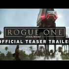 StarWars Rogue One Official Teaser Trailer