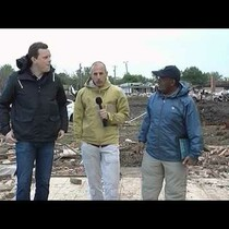 Al Roker Barking And Making Jokes At Oklahoma Tornado Site
