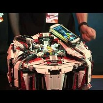 WATCH: Robot solves Rubik's Cube in 3 seconds. Wow!