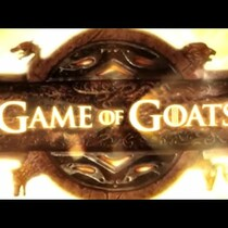 Game Of Thrones- The Goat version