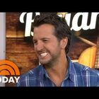 Luke Bryan Talks What It's Like Touring With Family
