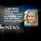 Man sees Amber Alert on phone, looks up and sees kidnapper in the car in front of him!