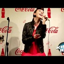 Karmin in the Kiss Performance Lounge