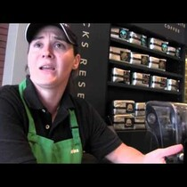 WATCH: Autistic Young Man is Taught How to Order by Barista